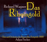 Wagner Operas -- CD Covers